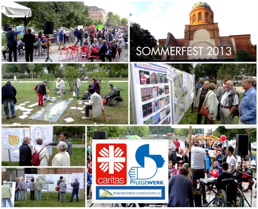 Collage Sommerfest 2013