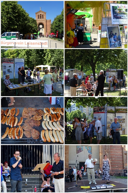 Collage BVLSommerfest 2016