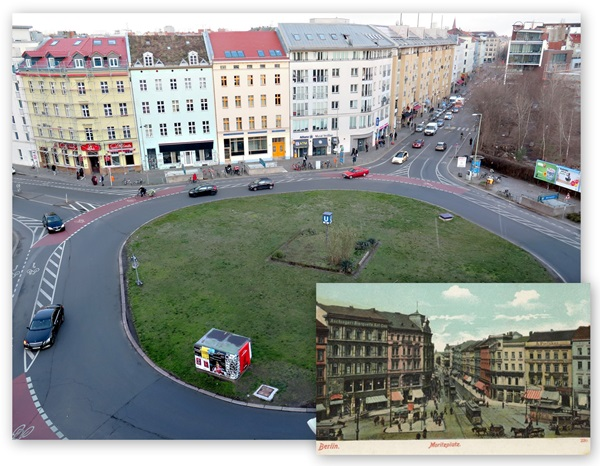 Moritzplatz Collage
